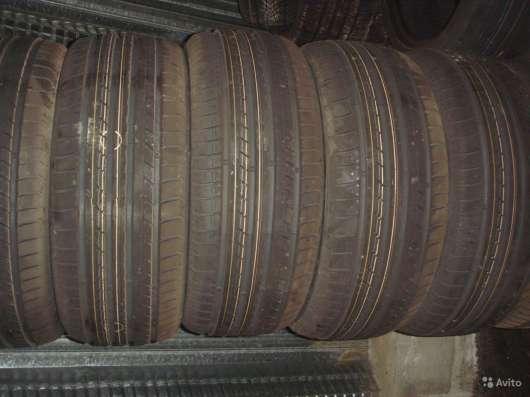 Новые комплекты 225/45 R18 sp дунлоп спортмакс 050