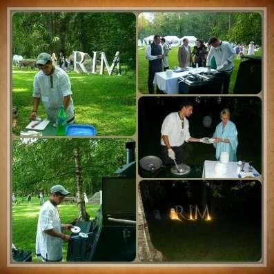 Аренда полевой кухни, обслуживание мероприятий
