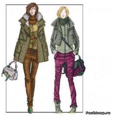 Дизайн, моделирование верхней женской и детской одежды
