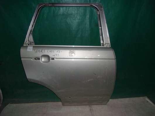 Правая задняя дверь Range Rover Sport L405