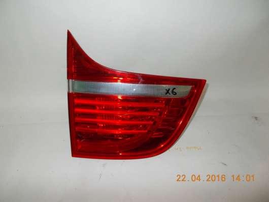 Задняя правая фара на BMW X6