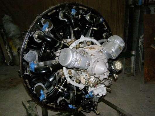 Продам двигатель М-14 Б