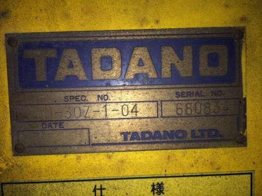 Tadano FulAvto 5 кран манипулятор КМУ