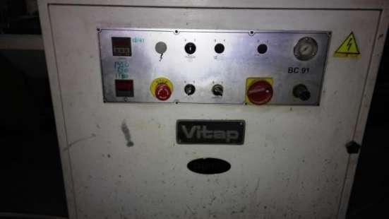 Кромкооблицовочный станок Vitap BC 91 A