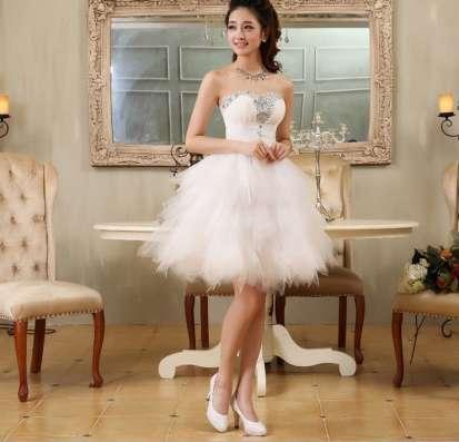 Пошив свадебного и вечернего платья от 13900 руб