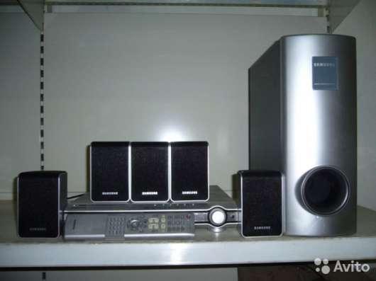 Домашний кинотеатр samsung HT-DS 400