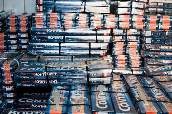 Сварочные электроды марки Континент в г. Гомель Фото 1