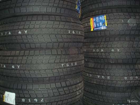 Новые японские Dunlop 255/65 R16 Winter Maxx SJ8