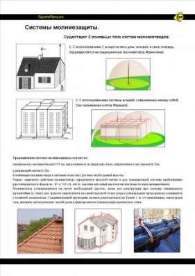 Молниеотвод, Контур заземления, Системы защиты. Проект монтаж в Владивостоке Фото 4