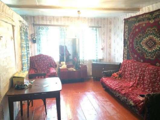 Продается хороший, крепкий деревянный дом для круглогодичного проживания в живописной деревне Бражниково,Можайский райо,130 км от МКАД по Минскому шоссе. Фото 5