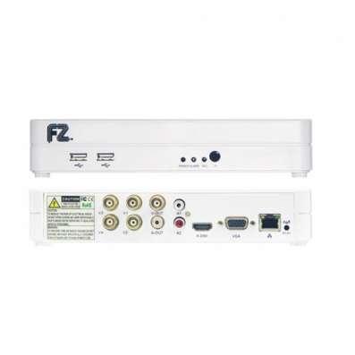 4-х канальный гибридный видеорегистратор