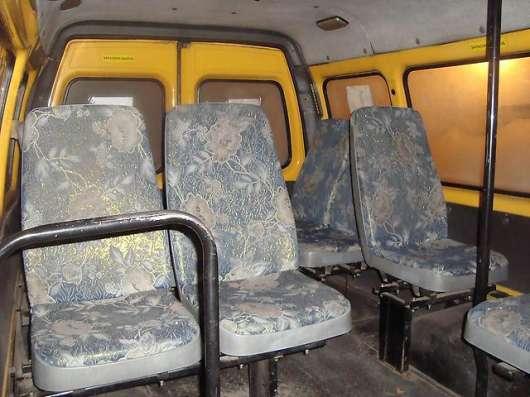 Сдам в аренду пассажирскую Газель 13 мест 2007г. в