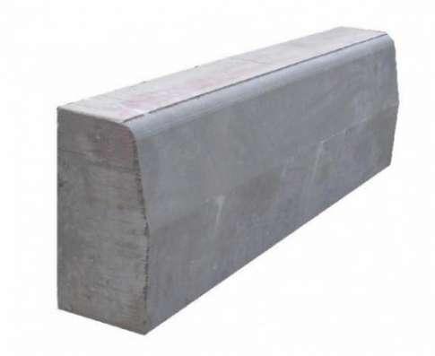 Бордюр дорожный размер 1000х300х150 (БР 100.30.15)