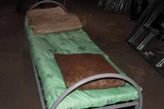 Кровать металлическая (армейского типа) в Белгороде Фото 1