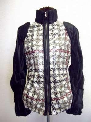 куртку кожа Куртка-жилет