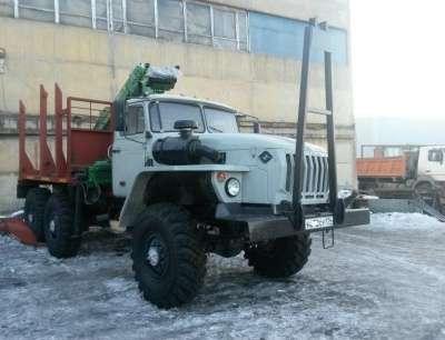 грузовой автомобиль УРАЛ 43204 лесовоз в г. Печора Фото 3