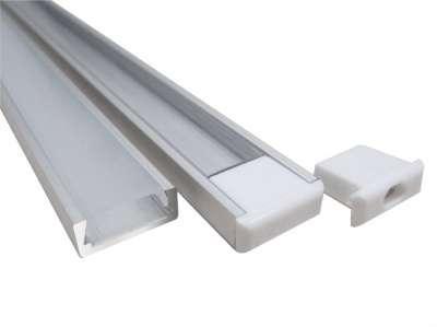 Алюминиевые профили для светодиодных лен
