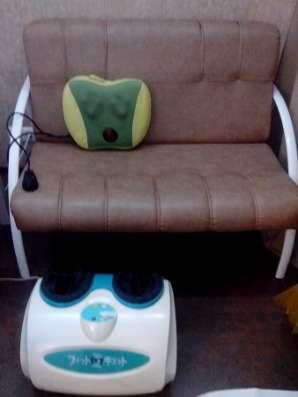 Аппарат для массажа стоп