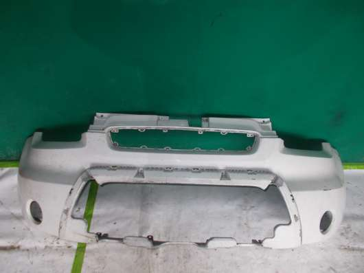Продается передний бампер на Kia pikanto 2