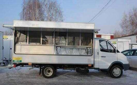 Фургон автолавка в Нижнем Новгороде Фото 3