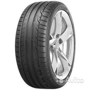Новые Dunlop 265 35 ZR18 спорт макс рт