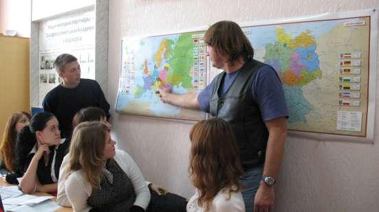 Курс английского, немецкого языков в группах