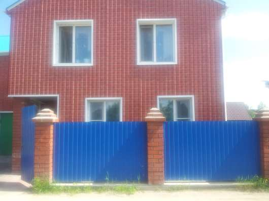 Продается дом 200 м2, участок 5 соток, 2-х этажная баня