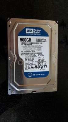 Внешний Жёсткий диск WD 500gb