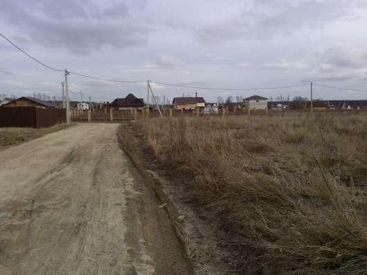 Участок 8 соток в деревне Доброе 85 км от МКАД