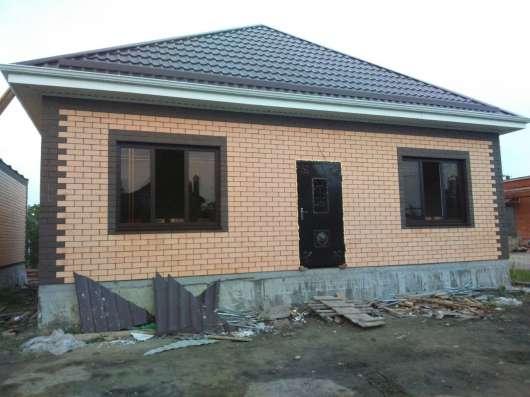 Продается новый дом 100 кв. м. в Славянске на Кубани