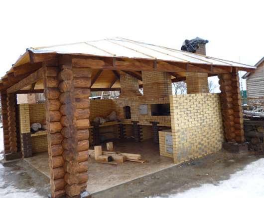 Поставим дом из сруба, бревно,брус(профилированный,гребешок) в Ростове-на-Дону Фото 1