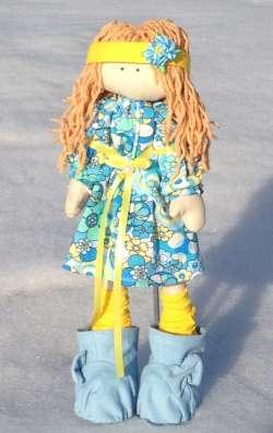 Интерьерная кукла ручной работы-оригинальный подарок в Новосибирске Фото 5