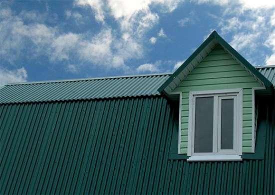 Профлист для забора и крыши в Курске Фото 1