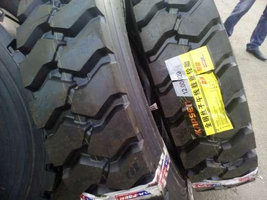 Карьерные шины 12.00R20 TAITONG HS 715