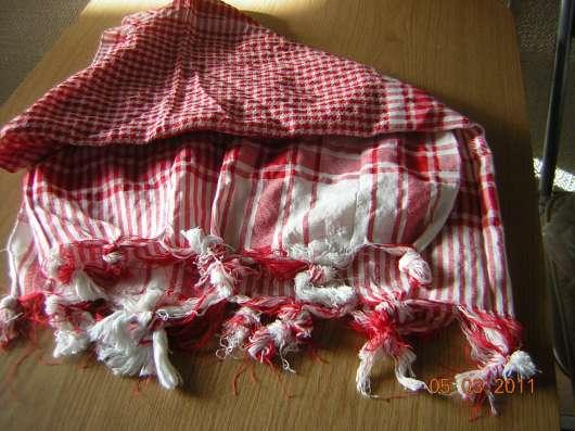 Клетчатый платок в Санкт-Петербурге Фото 2