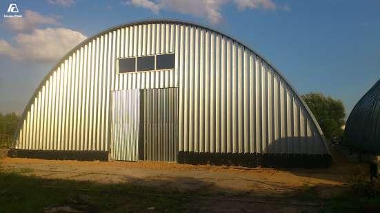 Строительство зернохранилищ в Краснодаре Фото 1