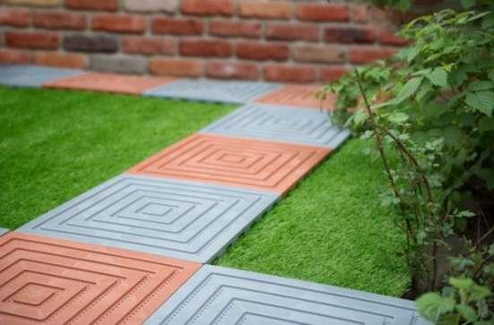 Плитка Экопласт для улицы и садовых дорожек