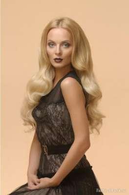 Окрашивание волос от ollin, брондирование, омбре