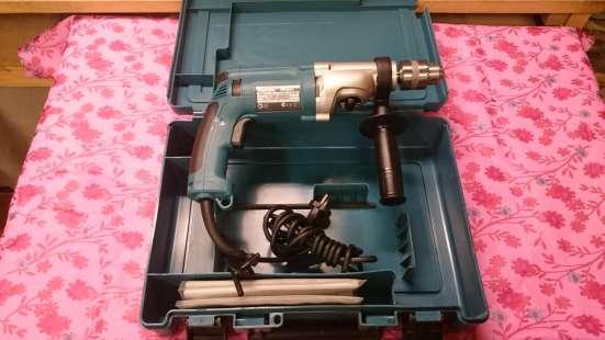 Ударная дрель Makita HP - 2070