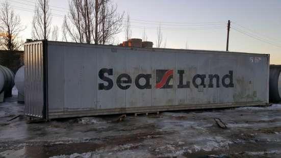 Рефконтейнер 40 футов в Москве Фото 3