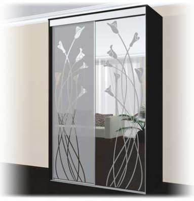 Изготовление раздвижных дверей для шкафов - купе в г. Северодонецк Фото 3
