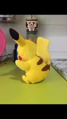 Плюшевая игрушка Пикачу