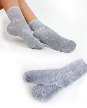 Массажные турмалиновые носки с магнитами
