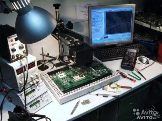 Ремонт компьютеров, настройка, удаление вирусов, чистка пк. в г. Черногорск Фото 4