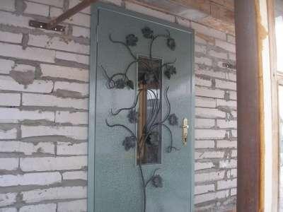 Железные двери под заказ