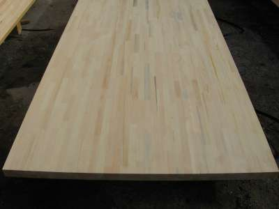 Клееный мебельный щит из ангарской сосны в Хабаровске Фото 2