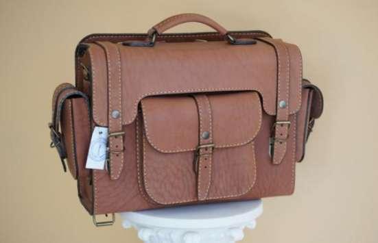 Кожаные сумки, рюкзаки от производителя с доставкой! в Санкт-Петербурге Фото 1