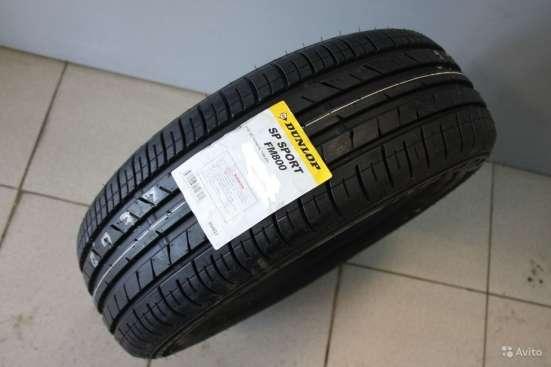Новые Dunlop 205 55 R16 SP Sport FM 800