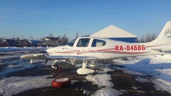 Продам самолет CIRRUS SR-22G3 срочно, торг в Санкт-Петербурге Фото 5
