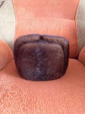 Продам шапку норковую, мужскую
